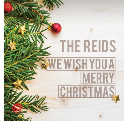 The Reids - We Wish You A Merry Christmas - Daily Play MPE®Daily ...