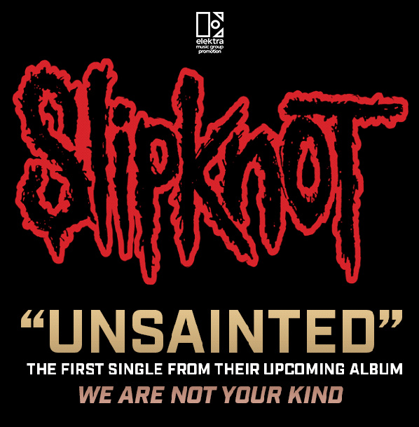 Slipknot - Unsainted - Daily Play MPE®Daily Play MPE®