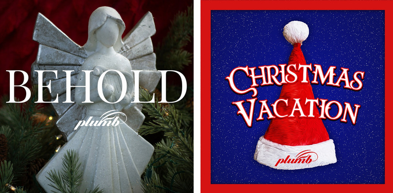 Christmas Vacation Soundtrack.Plumb Two New Christmas Songs Daily Play Mpe Daily Play