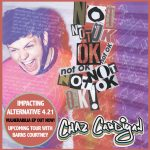 Chaz Cardigan – Not OK!