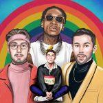 Yung Bae, Wiz Khalifa, bbno$, MAX – Bad Boy [with Remixes]