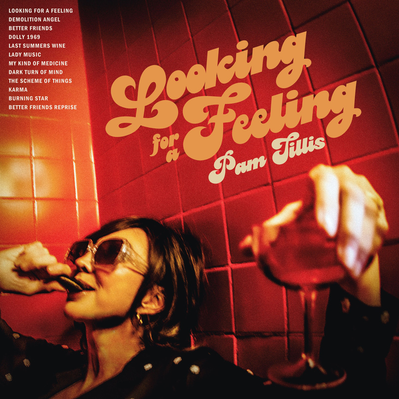 Pam Tillis - Looking For A Feeling - Daily Play MPE®Daily Play MPE®