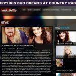 Poppyiris – UPTOWN GIRL DOWN HOME GUY