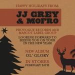 JJ Grey & Mofro – Santa Clause, True Love & Freedom
