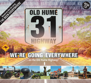 Lucky Starr - WE'RE GOING EVERYWHERE   on the Old Hume