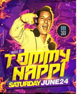 Tommy Nappi Flyer