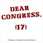 Dispatch – Dear Congress, (17)