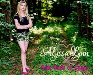 Alyssa Lynn - High Heels or Camo - Daily Play MPE®Daily Play